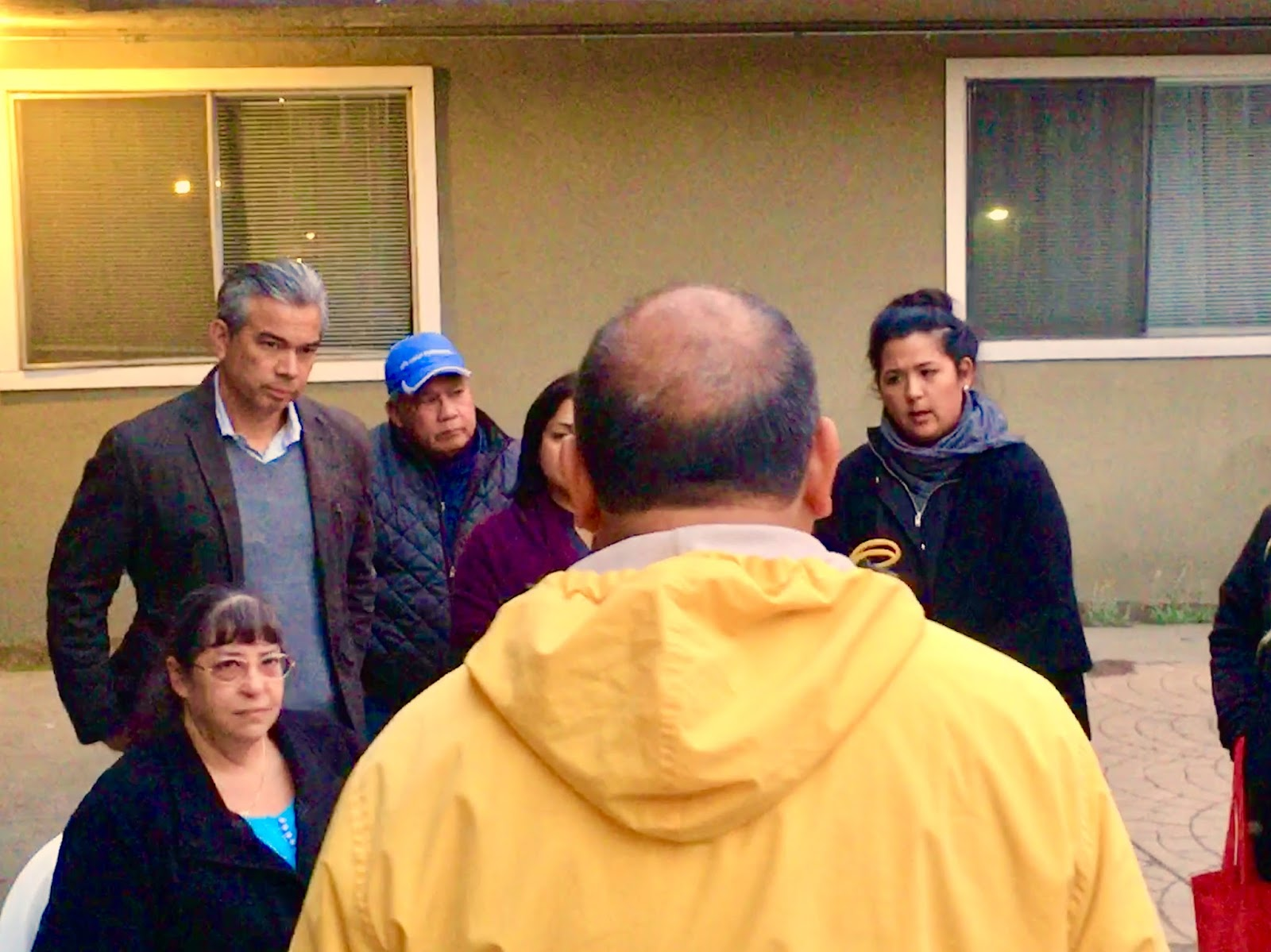 Renters At Infamous Alameda Apartments Received Evictions Five Days