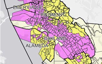 Price DA election map