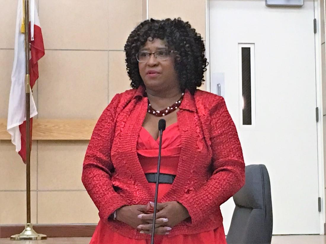 Oakland mayor Price