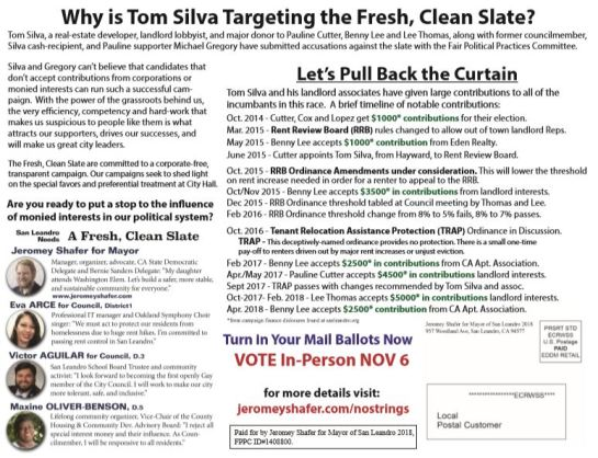 Fresh Clean slate ad-back