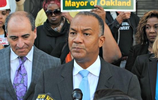 Parker Bryan mayor