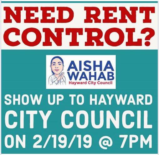Wahab rent control