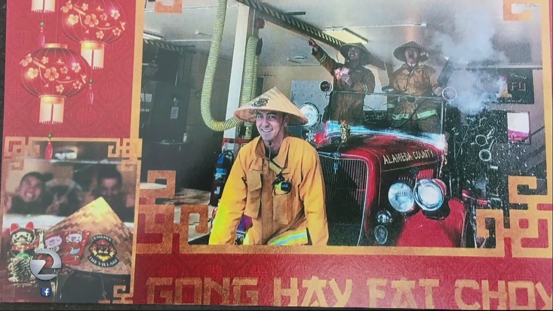 ALCO fire chinese new year card