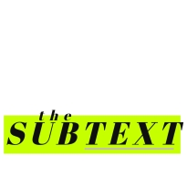 The Subtext graphic