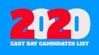 2020 candidates list logo