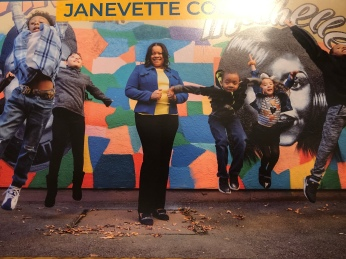 Mailer sent by a Charter Public Schools PAC for Alameda County Board of Education candidate Janevette Cole in Area 5.