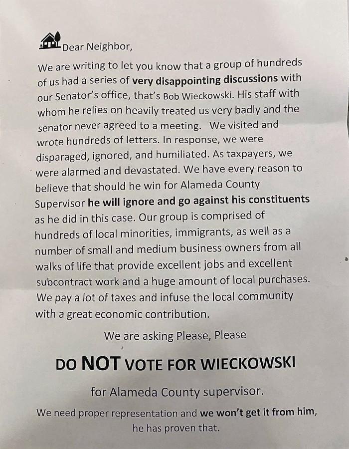 Wieckowski letter ALCOD1