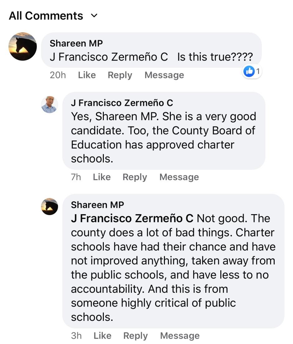 Zermeno FB charter schools